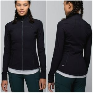 LULULEMON | Forme Jacket II Textured Dot Black